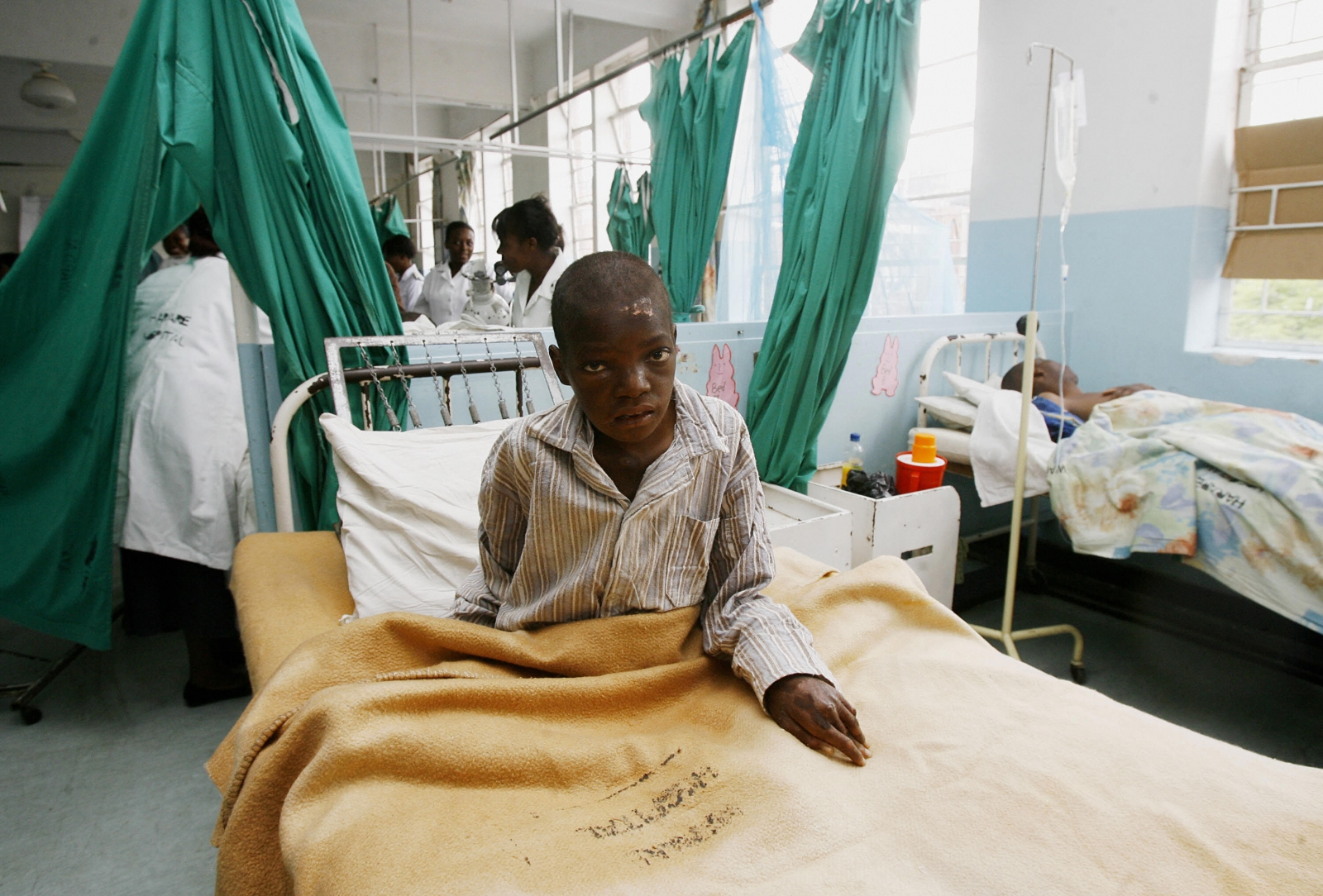 Dramatic cholera outbreaks in East Africa linked to ...