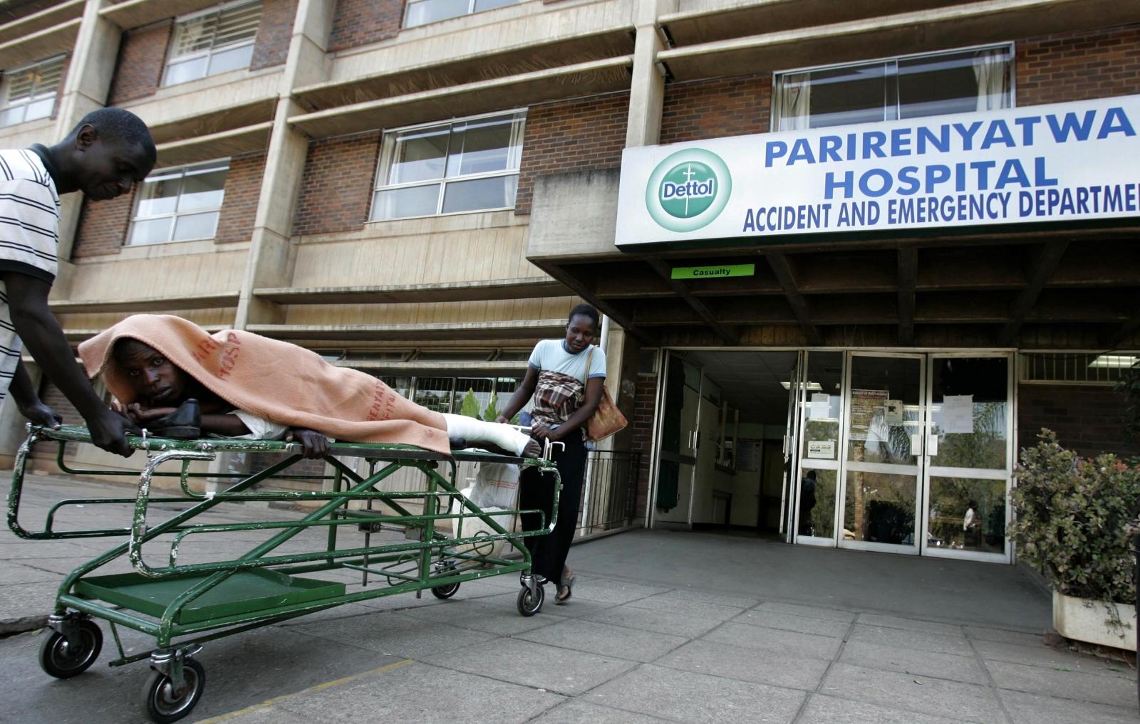 Healthcare in Zimbabwe