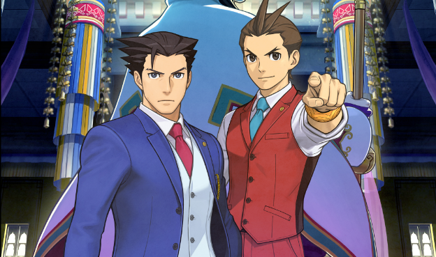 Ace Attorney Spirit of justice review header