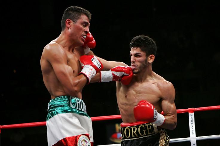 Jorge Linares vs Oscar Larios