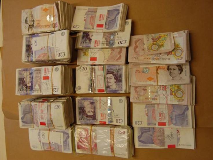Fizzy cash