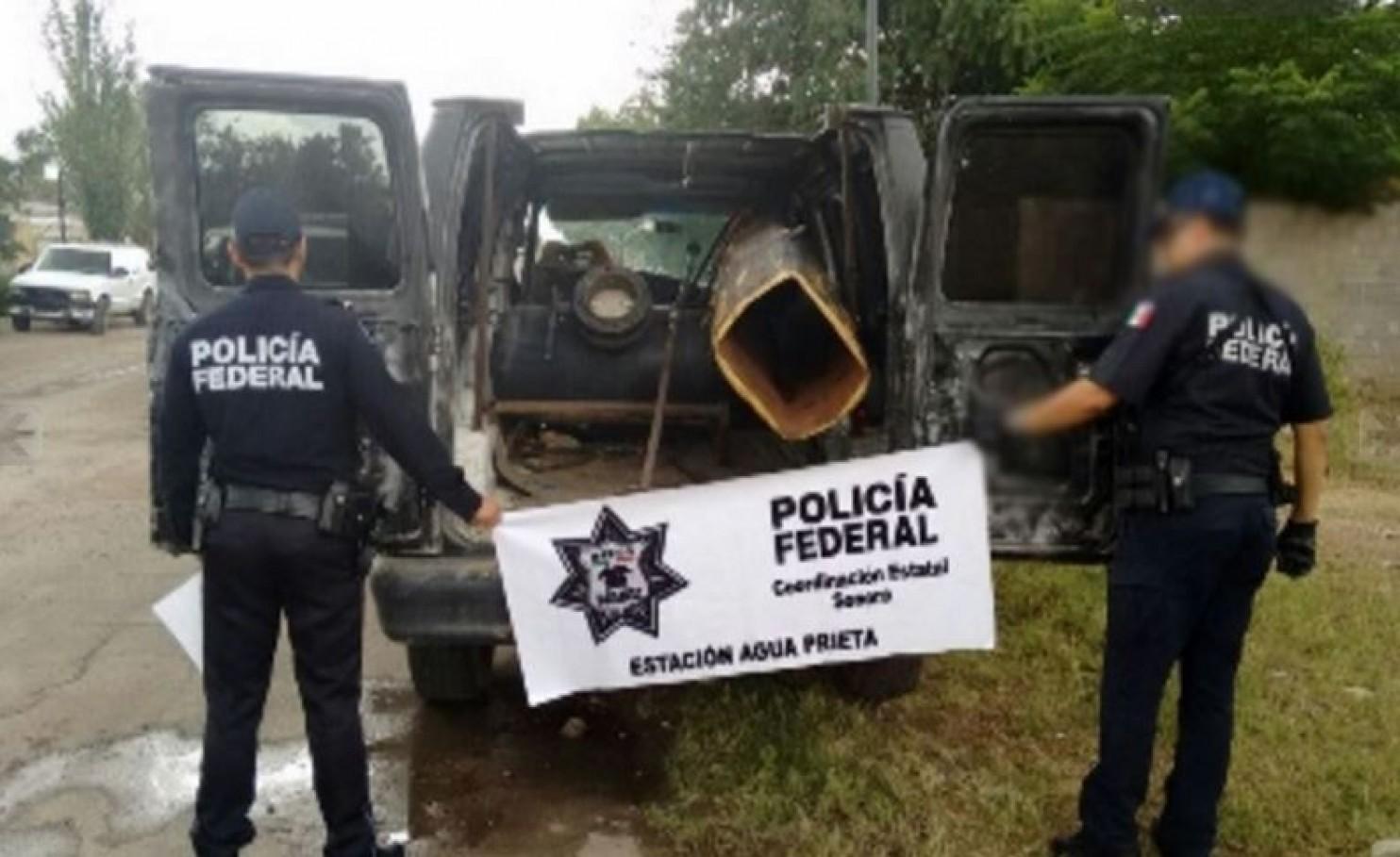 Mexican drug bazooka