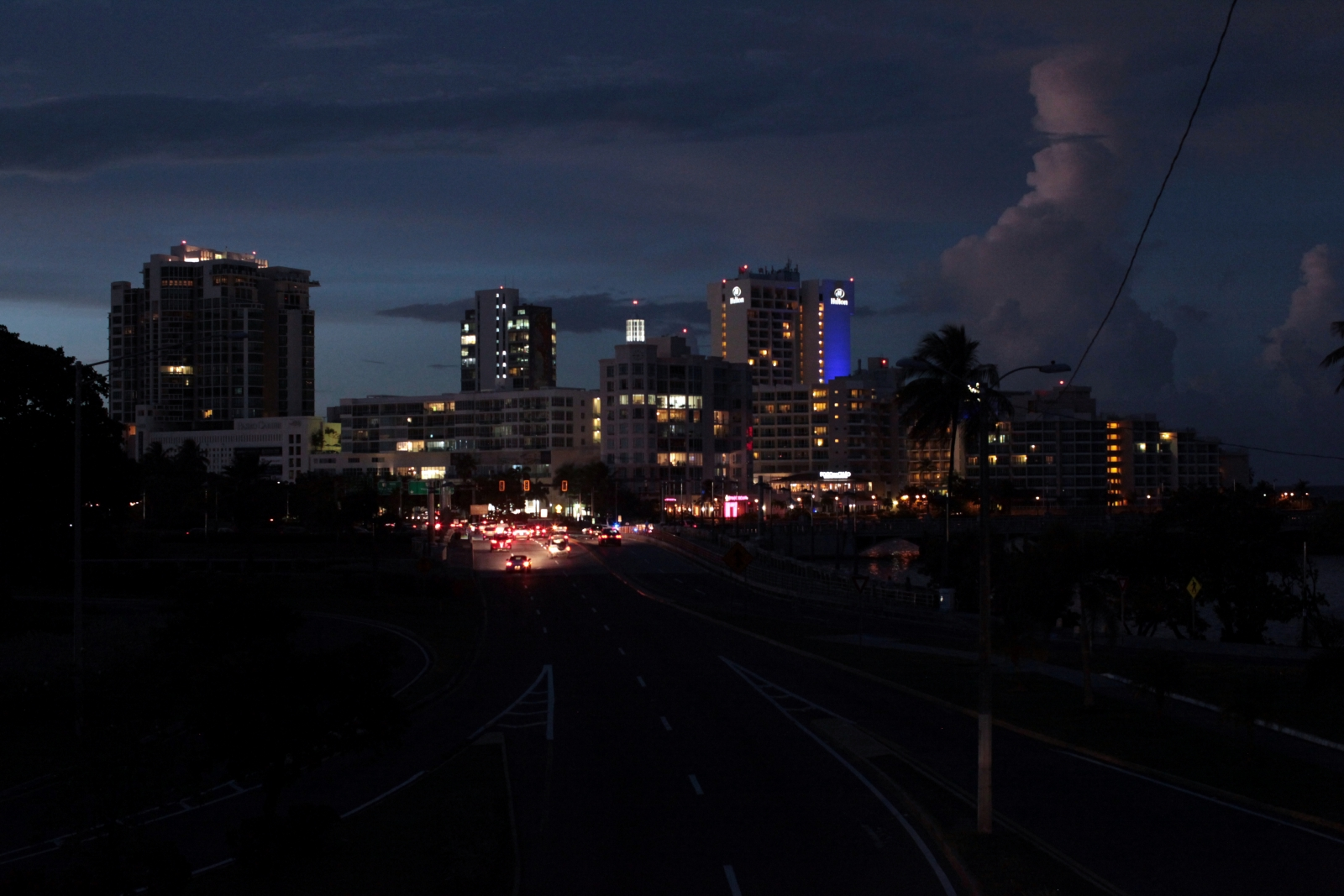 Puerto Rico blackout