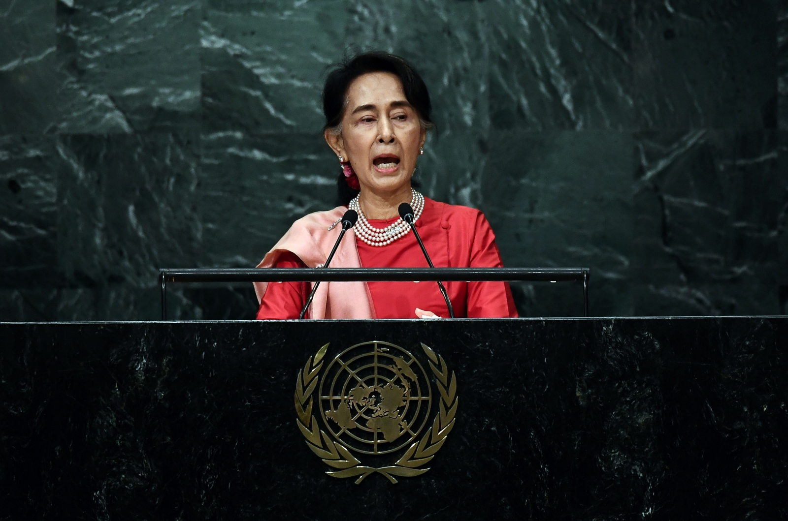 Myanmar State Counsellor