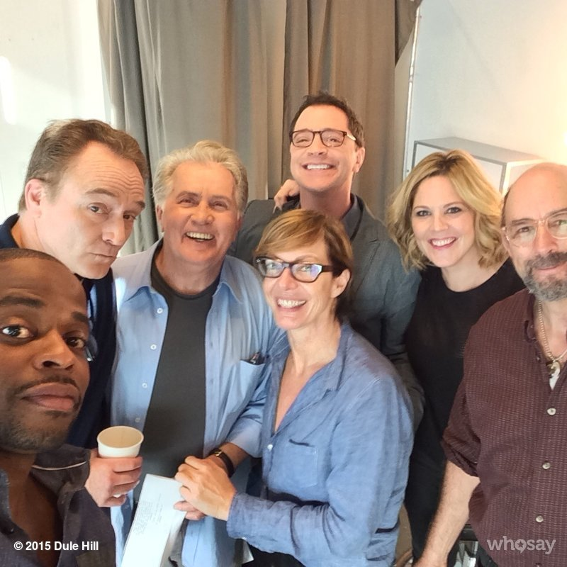 West Wing stumping for Hillary