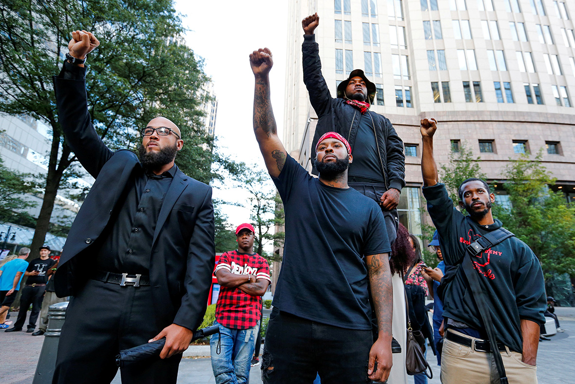 Charlotte, North Carolina, erupts in anger over doubts about police ...