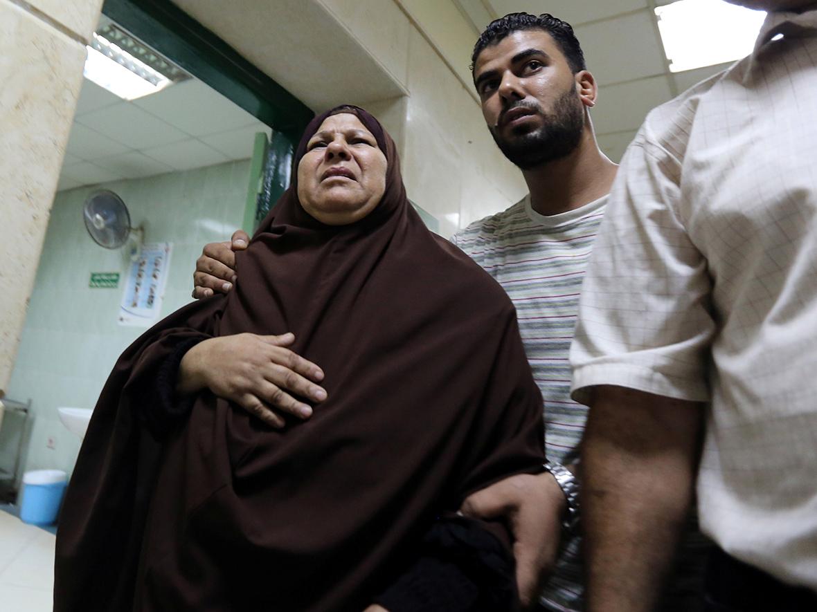 Egypt boat capsizes