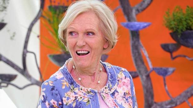 mary berry leaves bake off