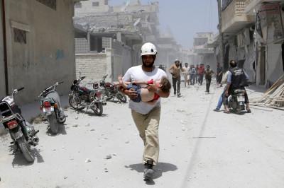 Syria Civil Defence White Helmets