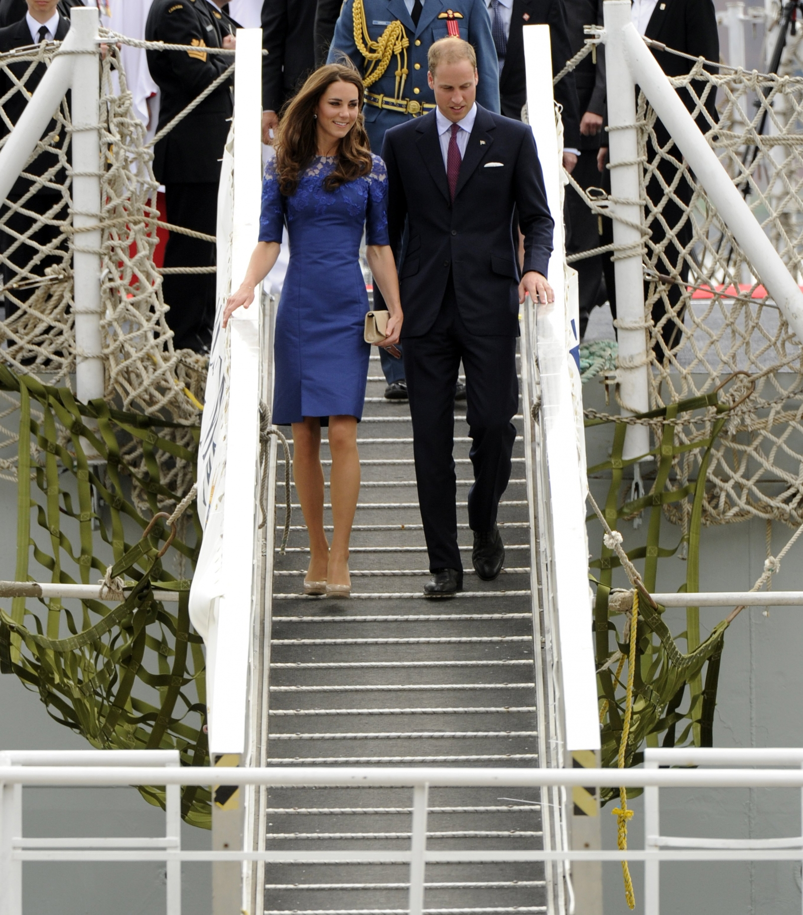 Royal tour of Canada