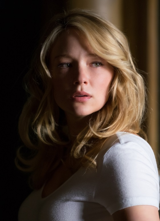 Haley Bennett in The Girl On TheTrain