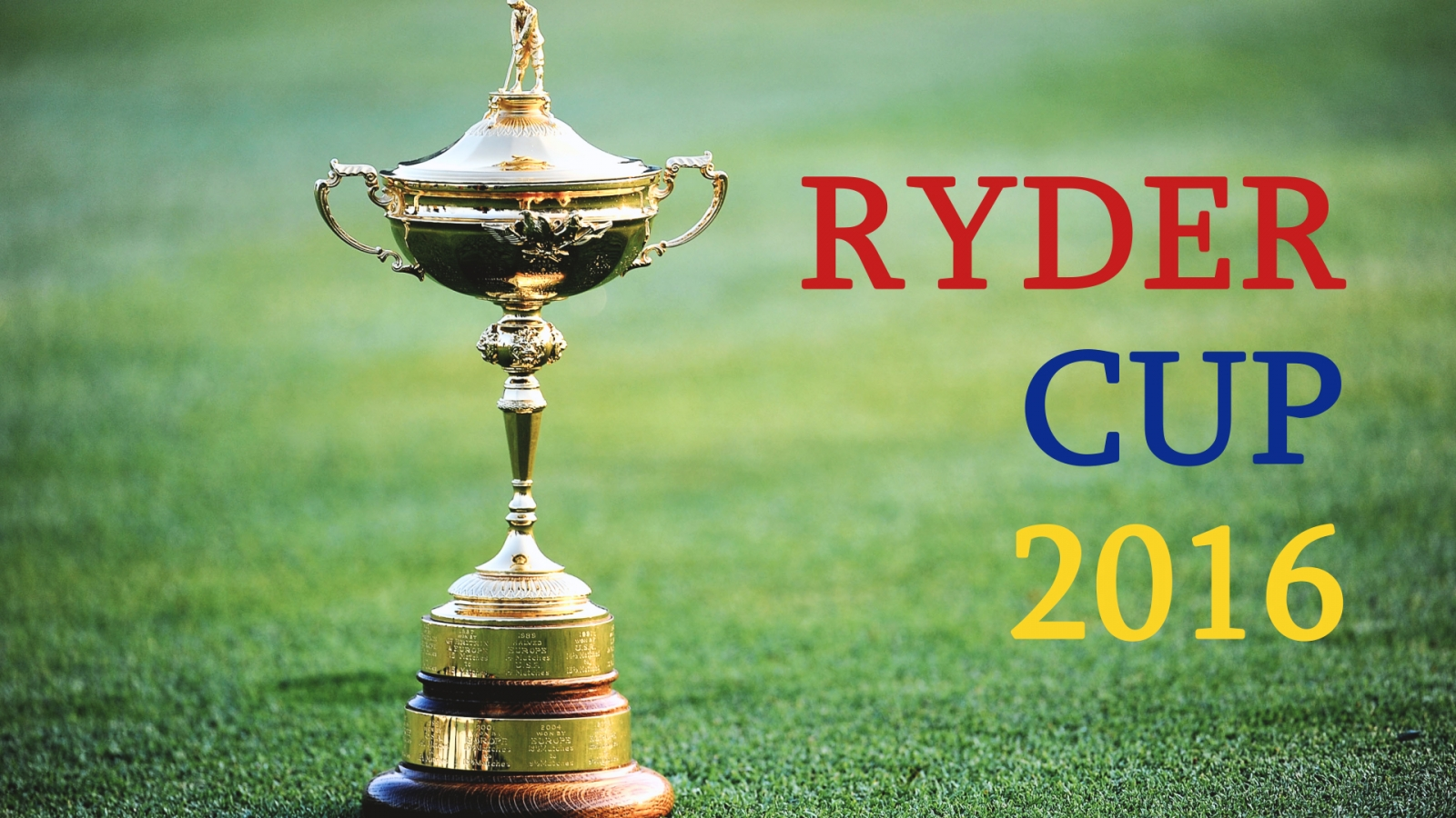 ryder cup 2016 everything you need to know. Black Bedroom Furniture Sets. Home Design Ideas