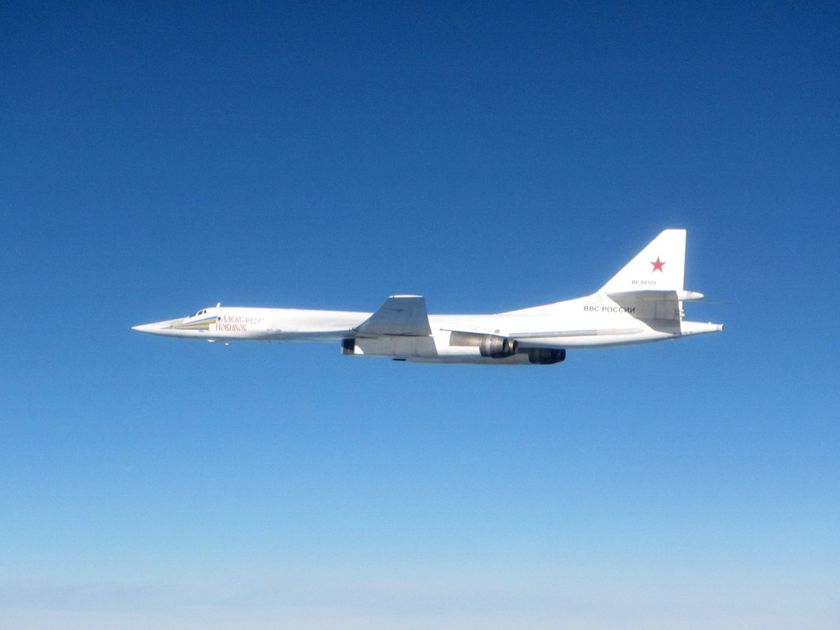 Russian Blackjack bomber