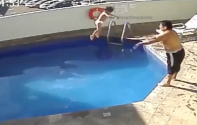 Monster filmed drowning three-year-old stepdaughter caged for 100 years
