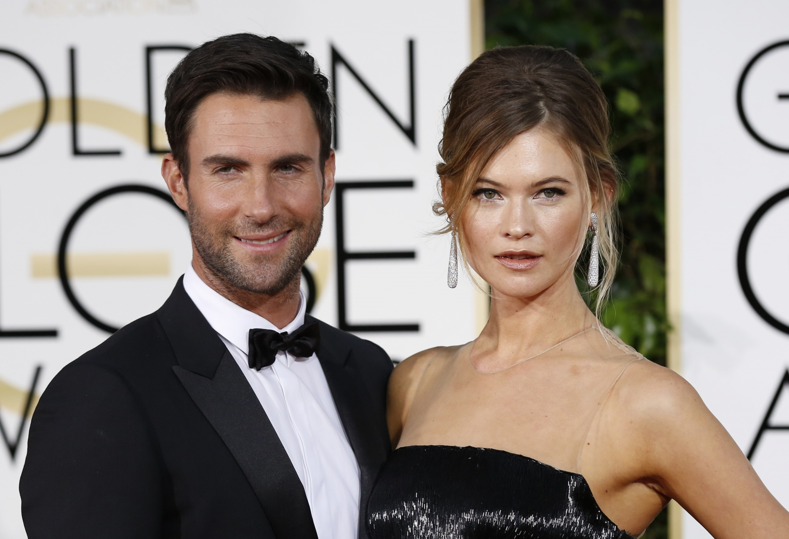 Adam Levine And Behati Prinsloo Welcome Their Baby Girl Into The World