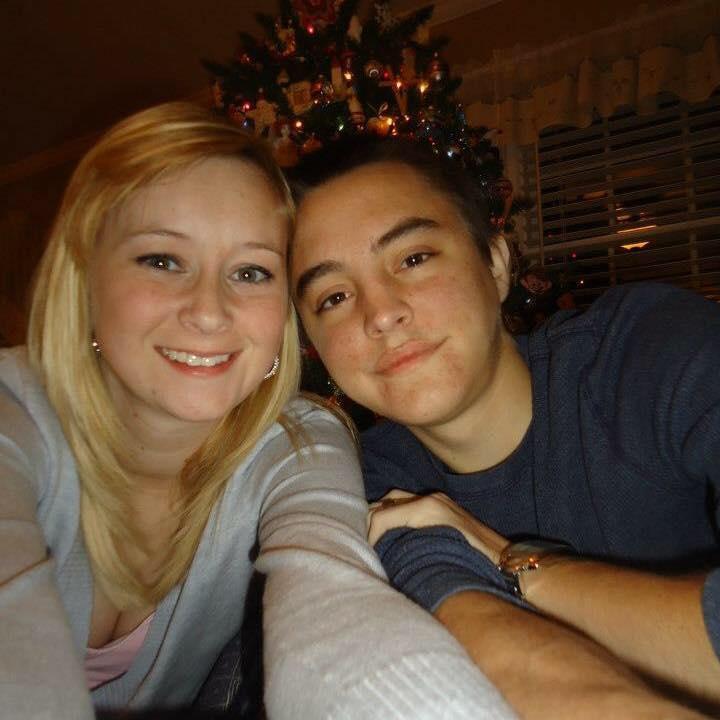 Katie and Dalton Prager