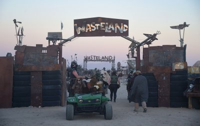 Wasteland Weekend 2016 festival