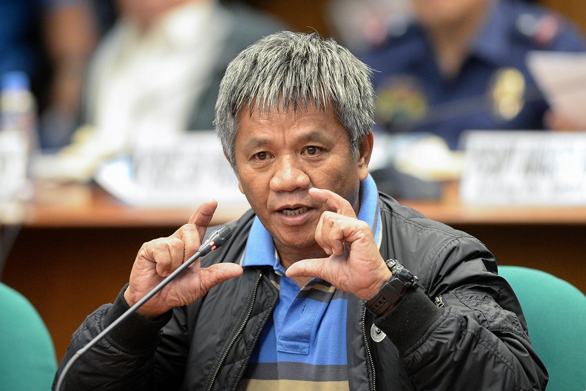 Philippines Duterte drugs Edgar Matobato