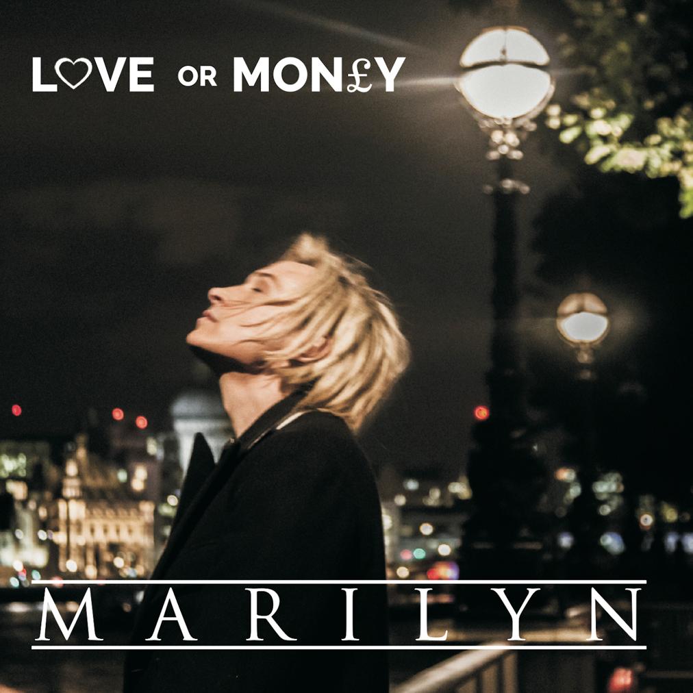 Marilyn: Love Or Money single