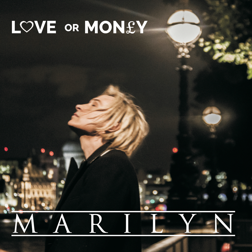 Marilyn: Love Or Money single
