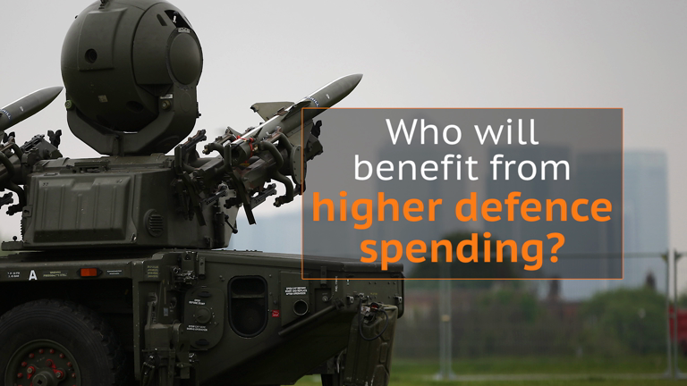 BAE Systems, Qinetiq, Thales: Which companies will benefit from increased UK defence spending?