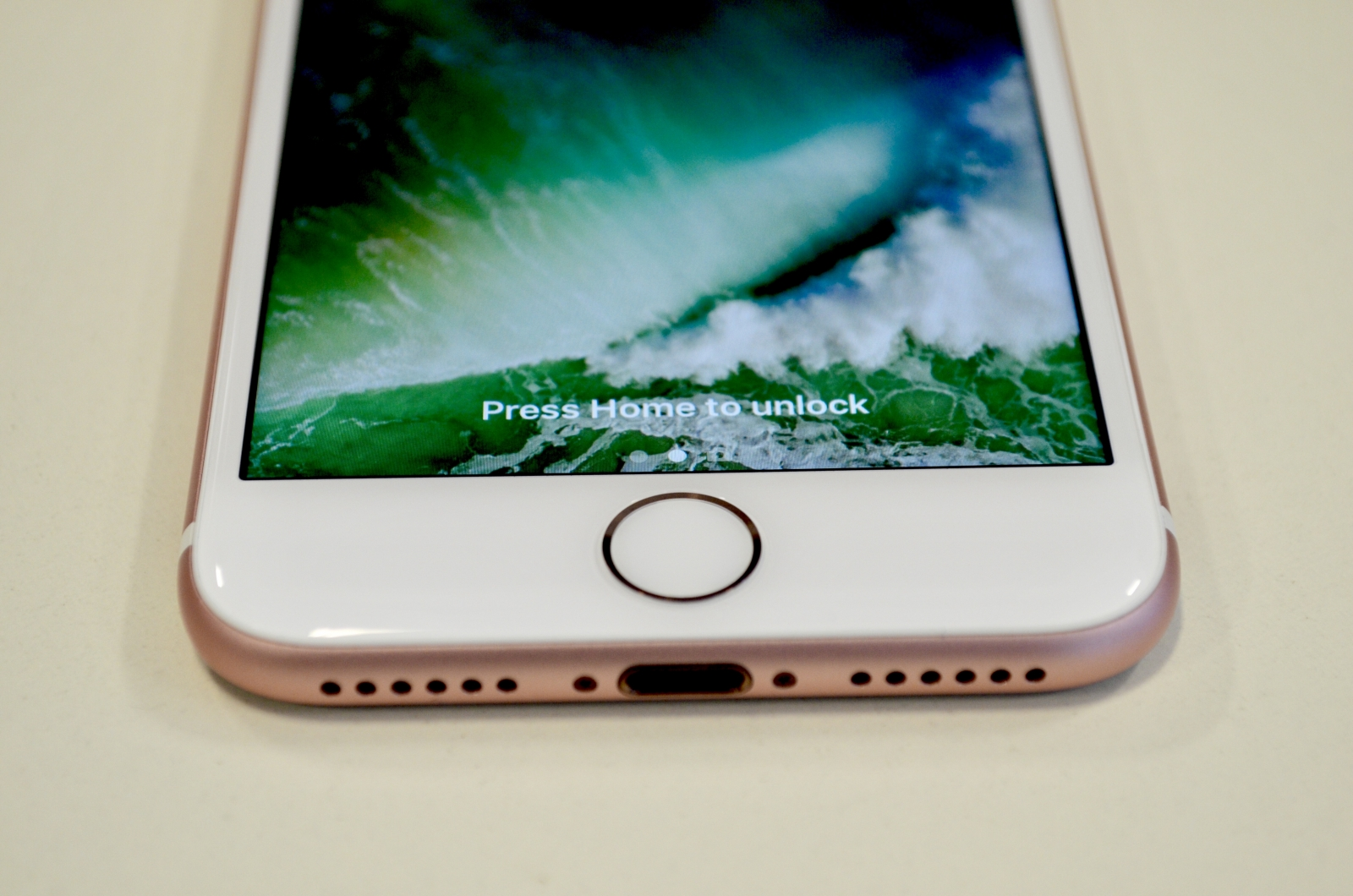 Apple iPhone 7 home button