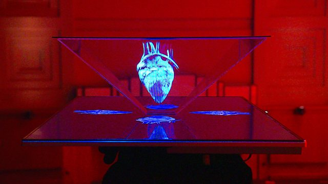Bbc Creates Experimental Holographic Television