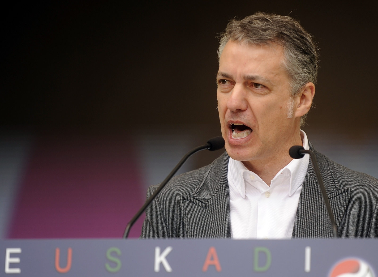 Basque National Party hopes September elections will pave the way to independence