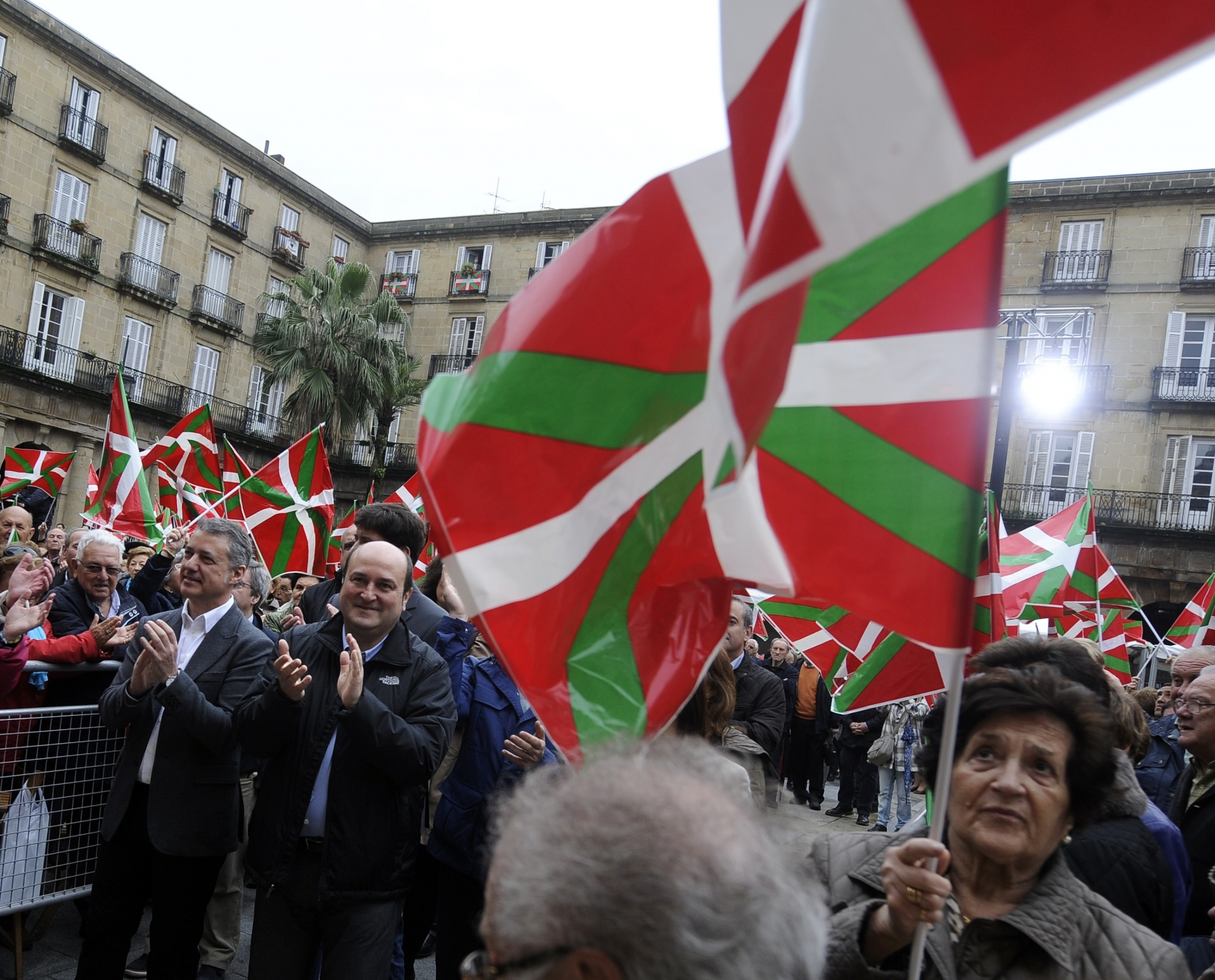 Celebration of Aberri Eguna