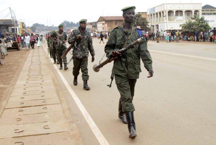 DRC ethnic clashes