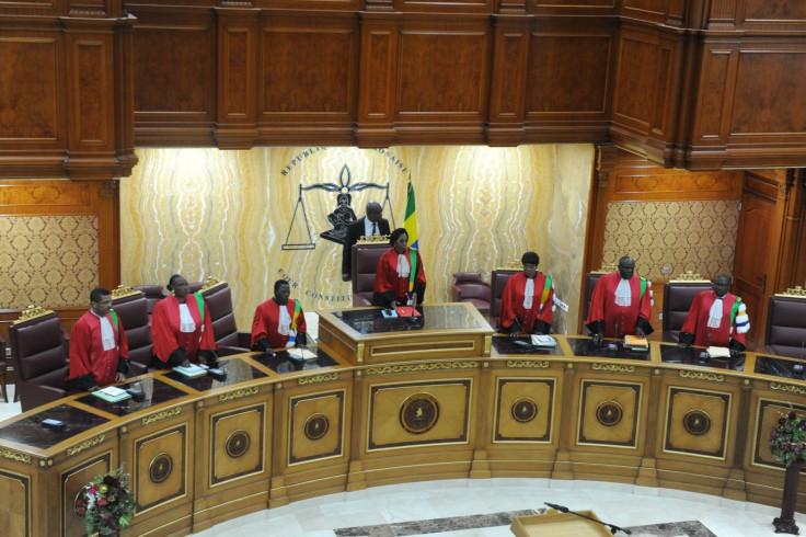 Gabon court