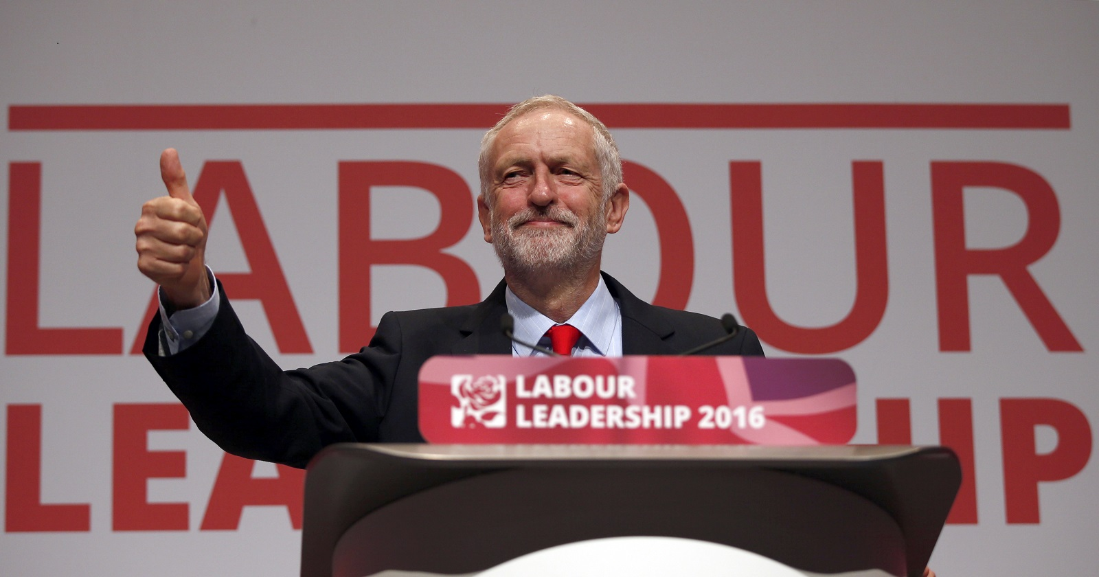 Jeremy Corbyn Labour leadership election results 2016