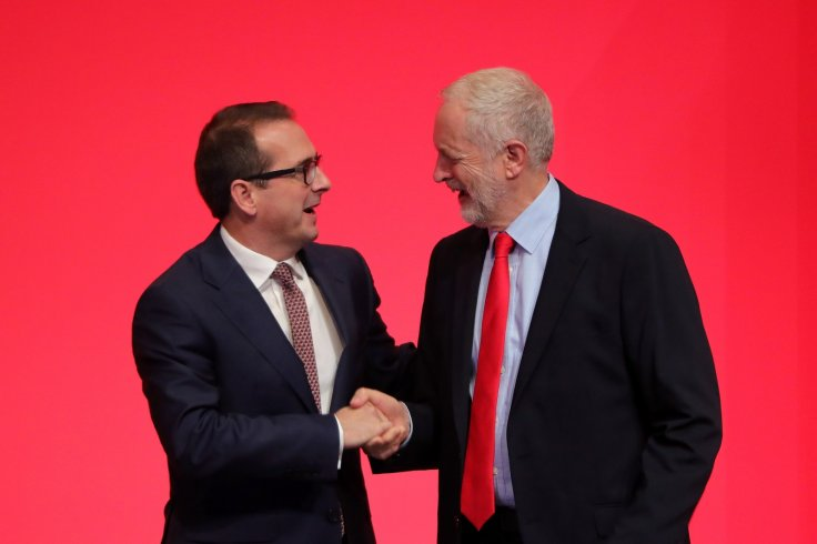 Owen Smith Jeremy Corbyn Labour leadership election