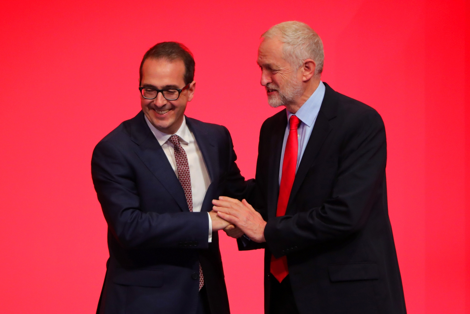 Corbyn and smith