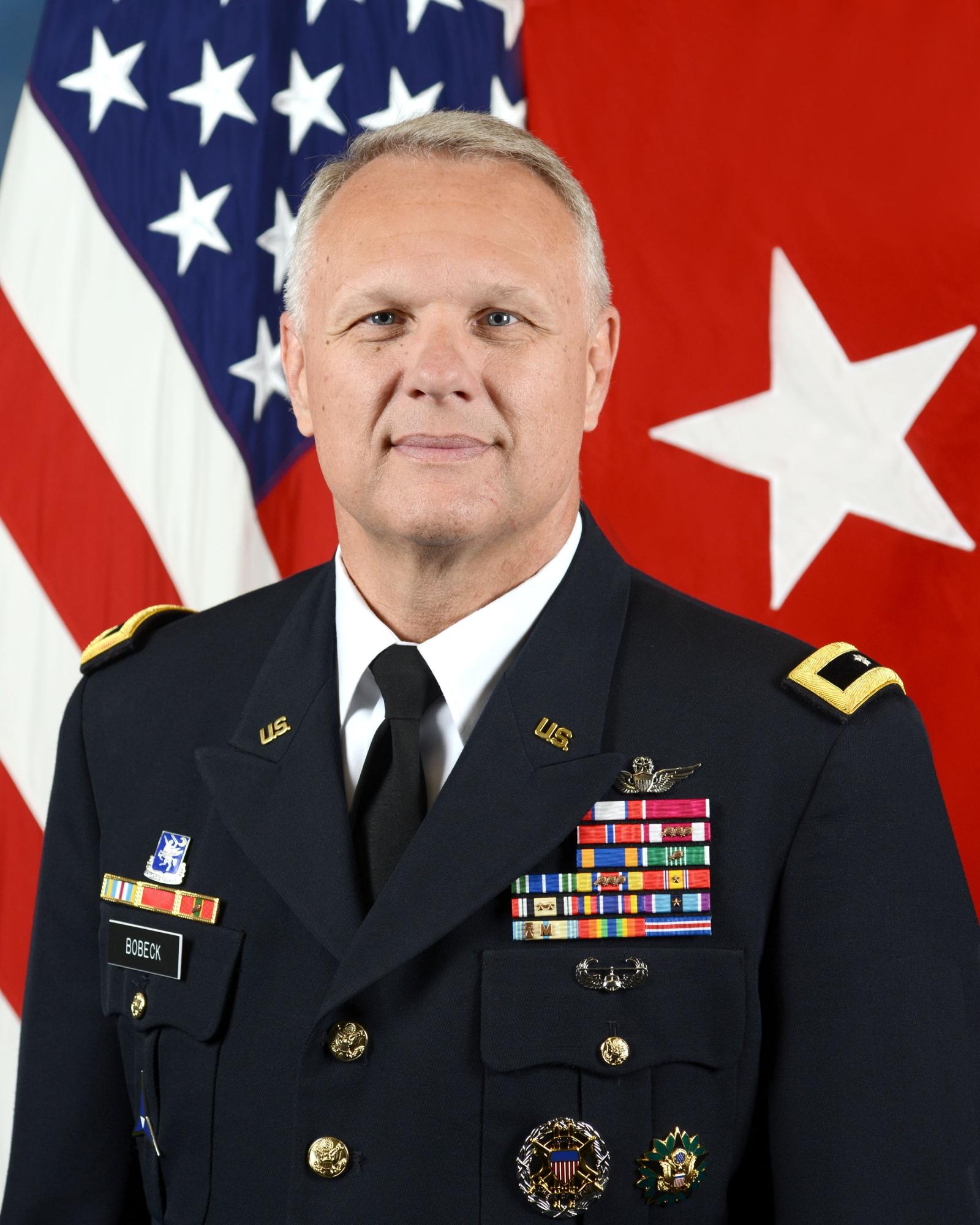 Brig. Gen. Michael E. Bobeck