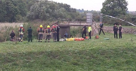Body of teenager recovered from Erewash River
