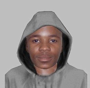 Manhunt for serial sex attacker