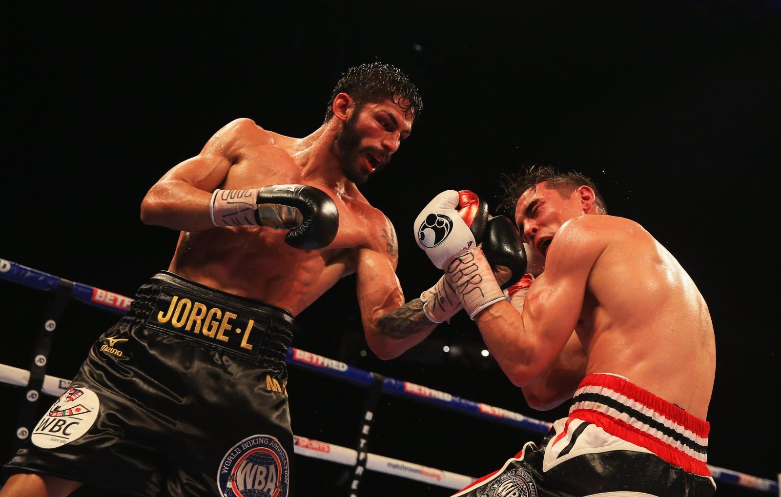 Anthony Crolla vs Jorge Linares