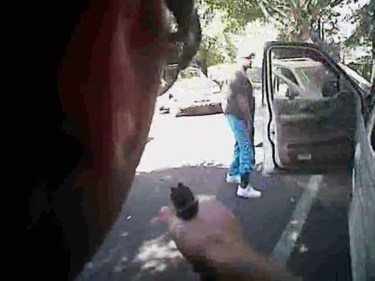 Keith Lamont Scott shooting video