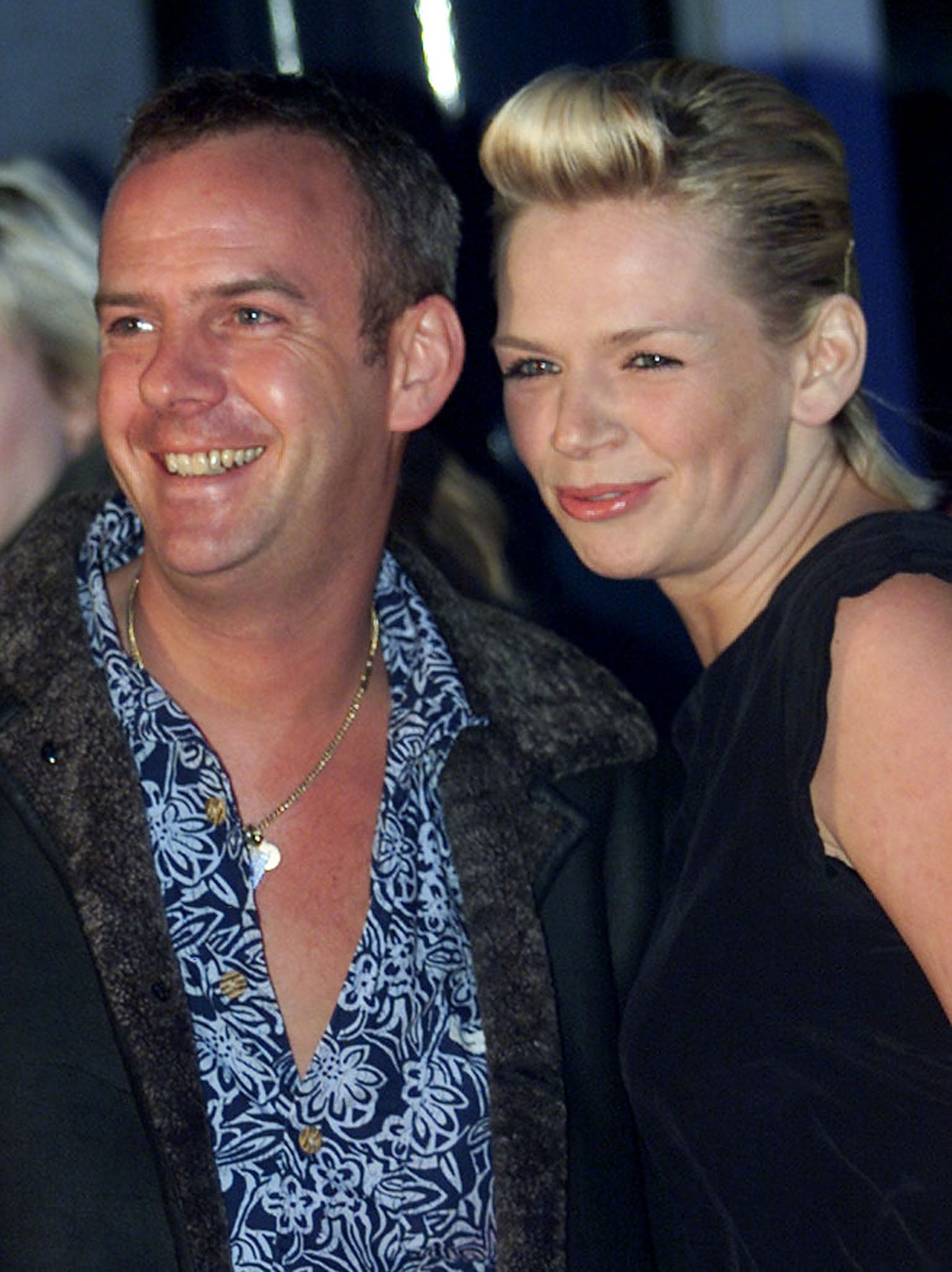 DJ Norman Cook Zoe Ball