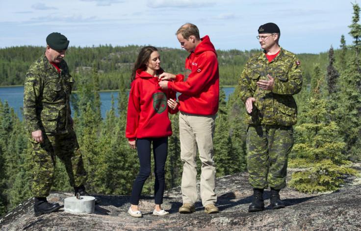 Canadian Rangers meet Royals