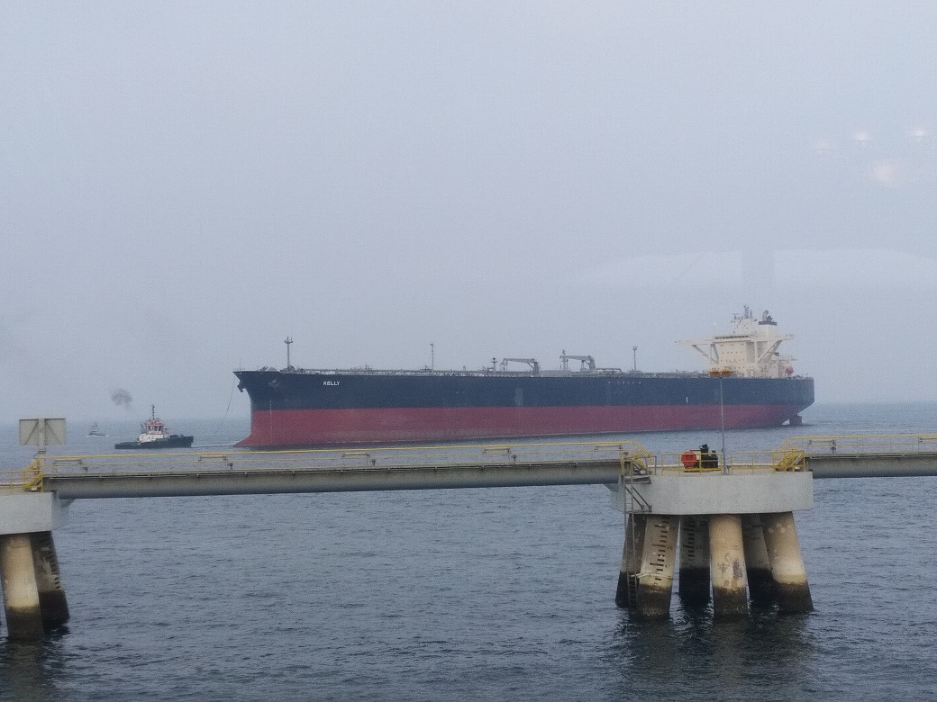 VLCC at Fujairah, UAE (2)