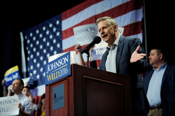 gary johnson us presidential candidate can t name a world leader in