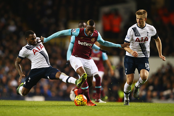 Eric Dier and Danny Rose