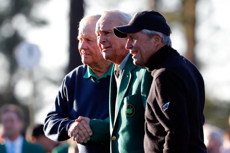 Jack Nicklaus, Arnold Palmer Gary Player