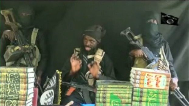 Boko Haram released video claiming to show its leader after Nigerian military claimed that he had been seriously injured