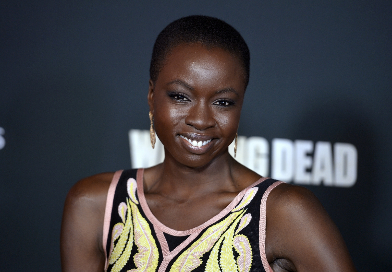 The Walking Deads Danai Gurira On Black Panther Its -6785