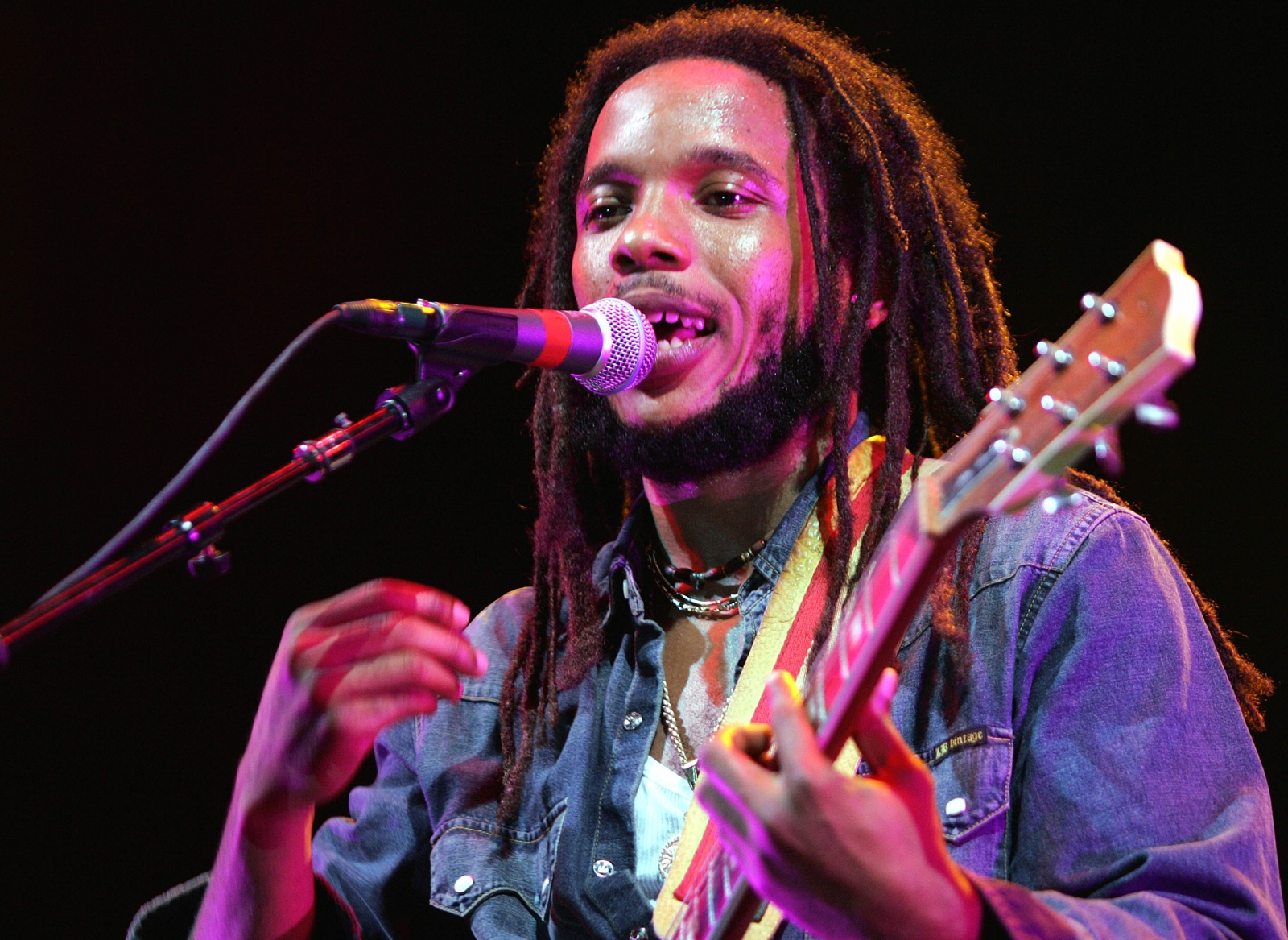 bob marley was serious about the power of music says son stephen