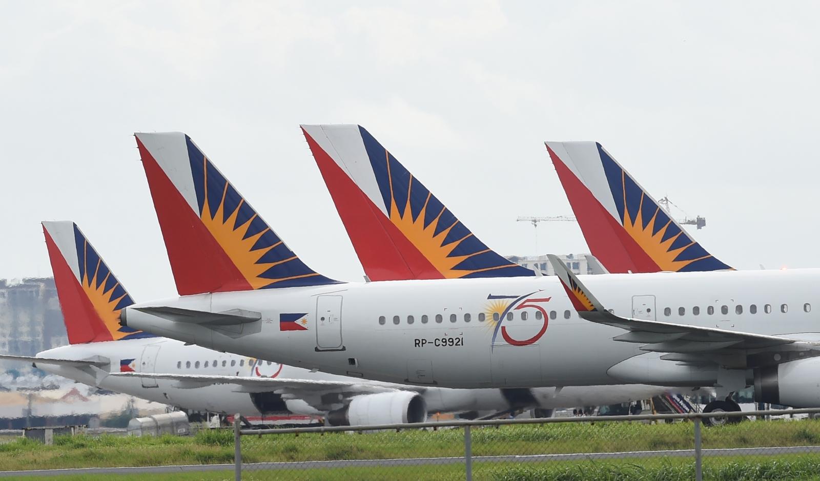 Philippine airlines plane
