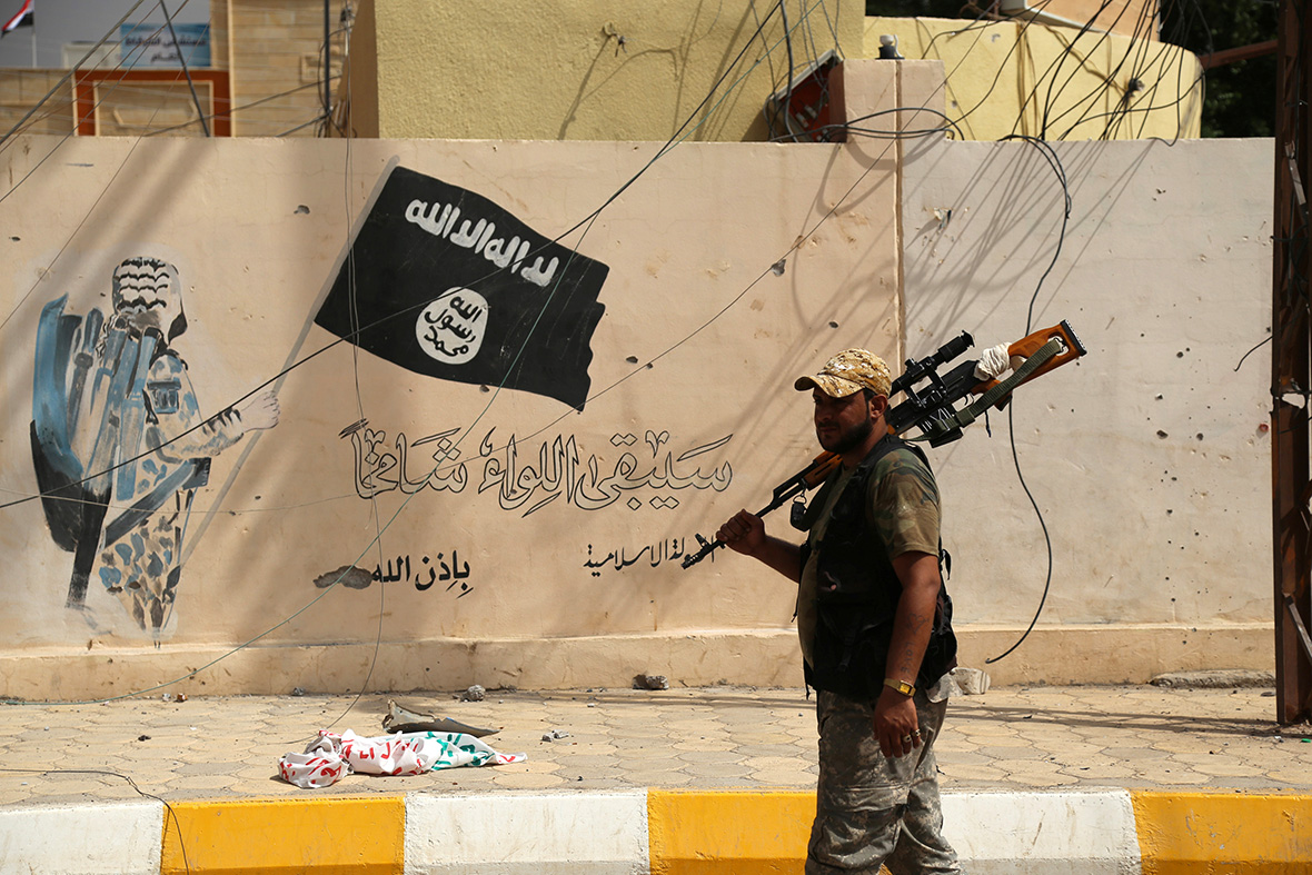 Iraq Isis Crushes Mosul Revolt Led By Chief Al Baghdadi S